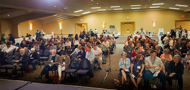 NonCon2015 view from stage