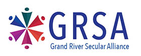 Grand River Secular Alliance logo